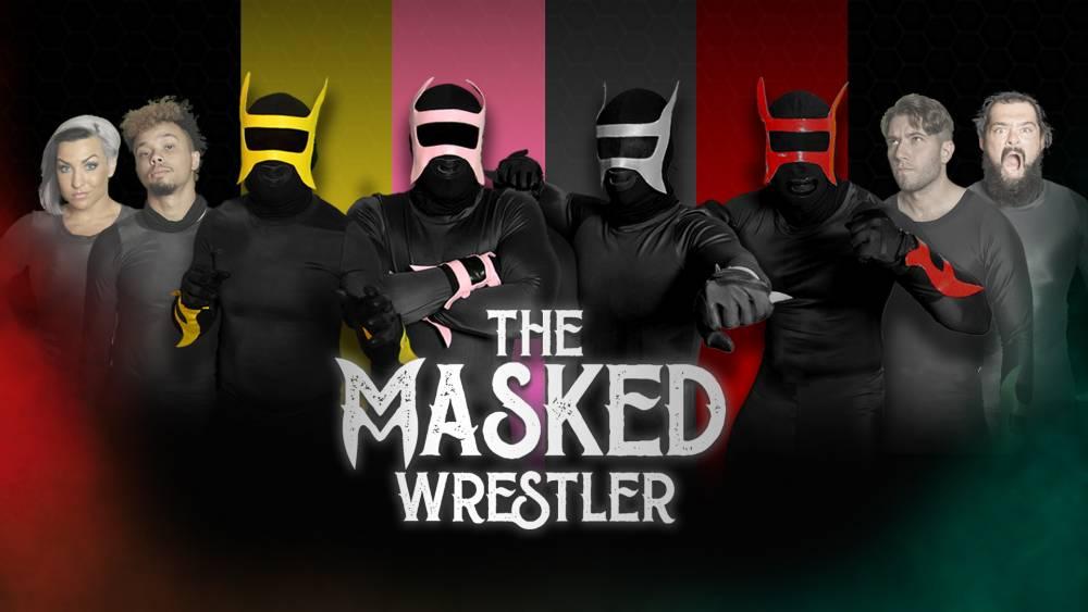 This Wednesday: The Masked Wrestler Semi Finals Begin!