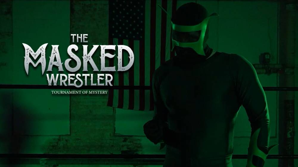 """Catch up on """"The Masked Wrestler"""" - Episode 2 Premieres Tonight at 10e"""