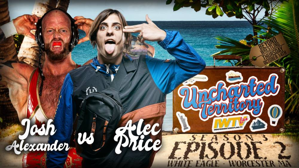 PREVIEW: Uncharted Territory Season 3, Episode 2
