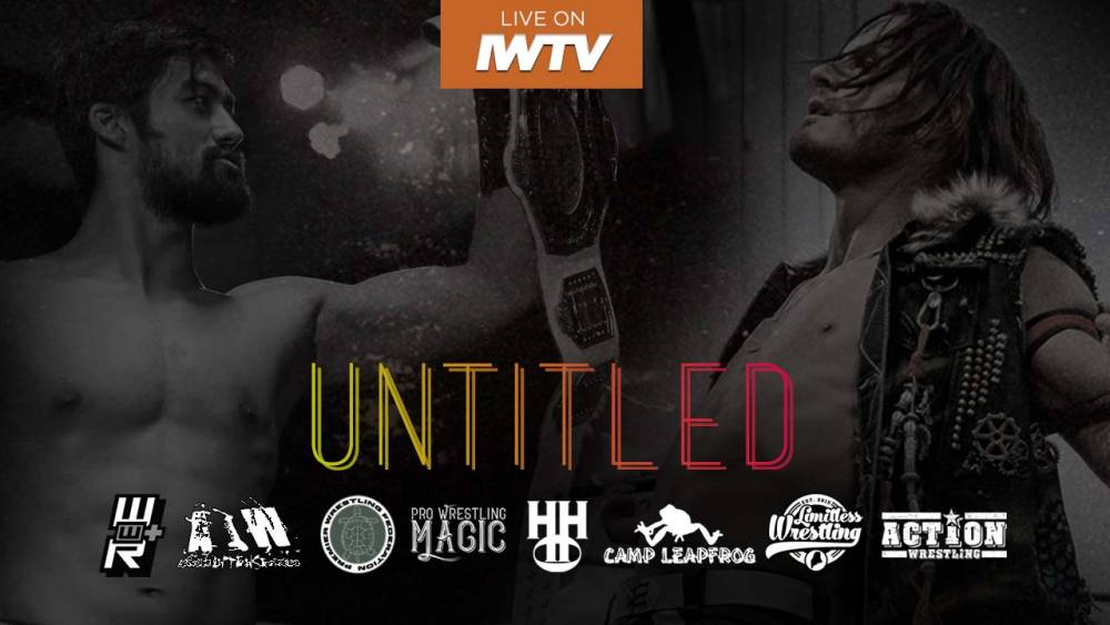 "Wheeler Yuta (c) vs Alex Shelley to headline IWTV ""Untitled"" Supershow"