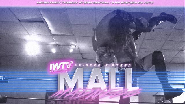 """PREMIERE: Heavy Metal Wrestling """"Mall Madness Ep 15"""""""