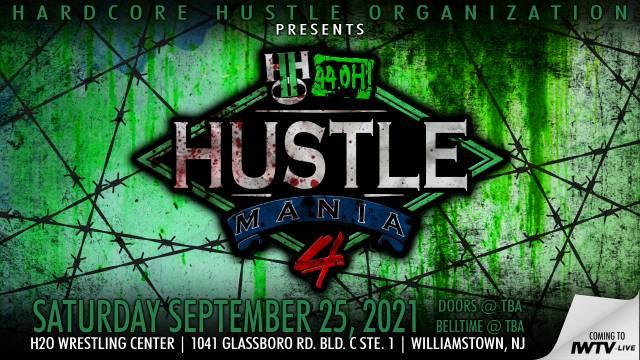 """LIVE: H2O """"HustleMania 4"""""""