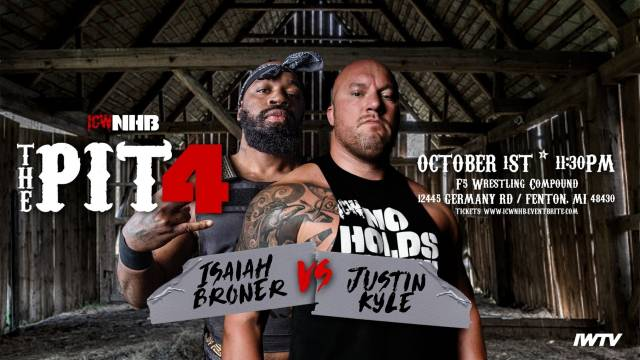 =LIVE: ICW NHB The Pit 4