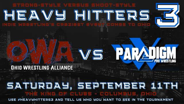 =LIVE: Heavy Hitters 3: OWA vs Paradigm Pro