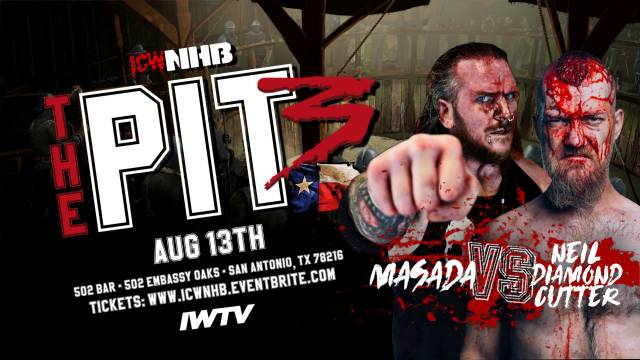 =LIVE: ICW The Pit 3