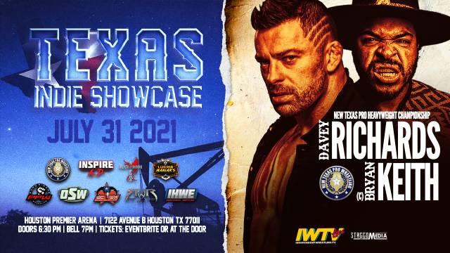 "PREMIERE: New Texas ""Texas Indie Showcase"""