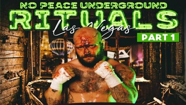 "=LIVE: No Peace Underground ""Rituals Part 1"""