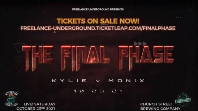 """Freelance Underground """"The Final Phase"""""""