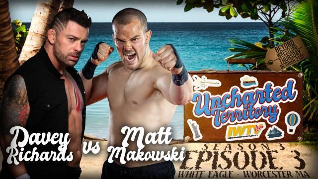 "LIVE: Beyond Wrestling ""Uncharted Territory Season 3, Episode 3"""