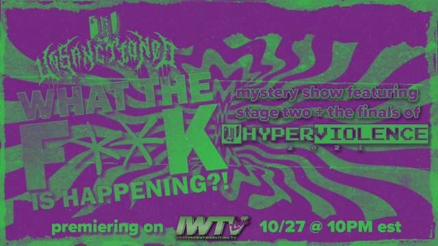 """=PREMIERE: Unsanctioned Pro """"UP 15: What The F**K Is Happening?"""